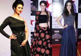 TV celebs mesmerised everyone with their stylish- India Tv