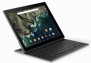 Google Pixel C - Rs 33,263: The tablet comes with a 10.20-inch display with a resolution of 1800 pixels by 2560 pixels at a PPI of 308 pixels per inch. The Google Pixel C is powered by octa-core Nvidia Tegra X1 processor and it comes with 3GB of RAM. It packs 32GB of internal storage cannot be expanded. It comes with a 8-megapixel primary camera on the rear and a 2-megapixel front shooter for selfies. The Google Pixel C runs Android 6.0. It measures 179.00 x 242.00 x 7.00 (height x width x thickness) and weighs 517.00 grams.