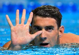 Along with glittering swimming career, Phelps has authored two books – 'Beneath the Surface: My Story' and 'The Will to Succeed'.