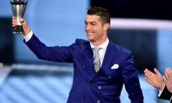 Cristiano Ronaldo wins FIFA's player of the year award- India Tv