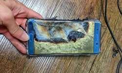 Faulty battery was the cause of Galaxy Note 7 fires,- India Tv