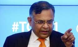 N Chandrasekaran- India Tv