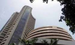 Sensex opens on a positive note, up 64 points ahead of- India Tv