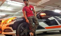 Racer Ashwin Sundar, wife charred to death after their BMW- India Tv