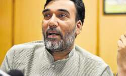 File pic of AAP leader Gopal Rai - India Tv