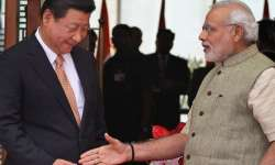 File pic - PM Narendra Modi and Chinese President Xi Jinping- India Tv