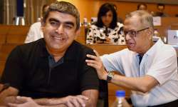 Murthy has often been critical of the Infosys management,