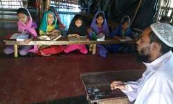 Bangladesh struggles to cope with Rohingya refugees