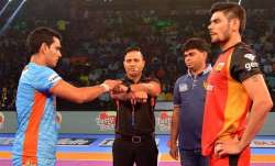 In Match 90 of the Pro Kabaddi League 2017, the Bengal