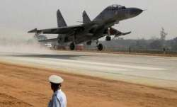 IAF fighter jets landed on Agra-Lucknow Expressway during