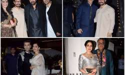 Aamir Khan Diwali party