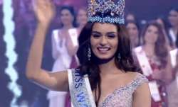India's Manushi Chillar crowned 'Miss World 2017'