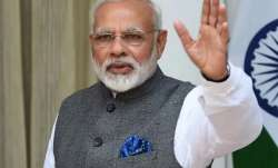 File pic of PM Narendra Modi
