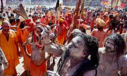 The Kumbh Mela is believed to be the largest religious