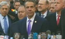 Andrew Mark Cuomo, New York Governor,