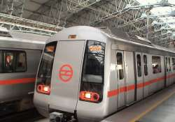 Government employee creates nuisance in Delhi Metro