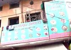At lease three labourers killed in bakery blast in East