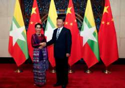 China-Myanmar strategic ties