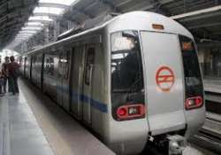 'Smelly deo' brings Delhi Metro train to halt,