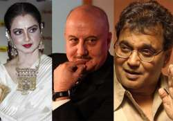 Anupam Kher and Subhash Ghai said some horrific things
