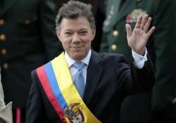Colombian President Manuel Santos wins Nobel Peace Prize- India Tv