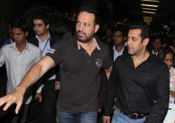 Salman Khan's bodyguard Shera booked for assault