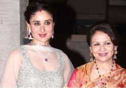 Mom-in-law Sharmila tells Bebo's baby wouldn't be born