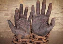 21 million people trapped in contemporary slavery