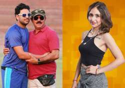 Yuvraj Singh father hits back on BB10 contestant Akanksha
