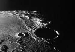 Solar storms could trigger sparks and melt soil on Moon: