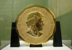 Robbers flee with 100kg gold coin from Berlin museum