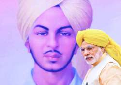 PM Modi pays tribute to martyred revolutionaries