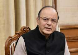 Finance Minister Arun Jaitley said the move will directly