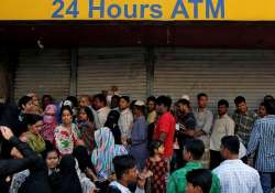 Availability of cash in ATMs worsens in few cities: Survey
