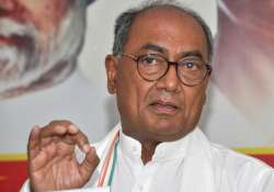 Congress removes Digvijaya Singh as AICC incharge of