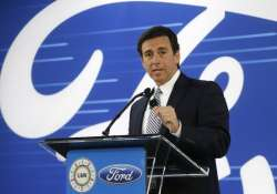 Ford is replacing its CEO amid questions about its current- India Tv