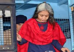 Court permits Indrani to lodge complaint against Byculla