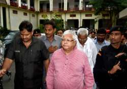 ED books Lalu and family in money laundering case