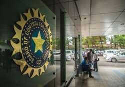 A file image of BCCI office