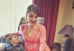 Aunt Soha Ali Khan shares adorable pic with nephew Taimur