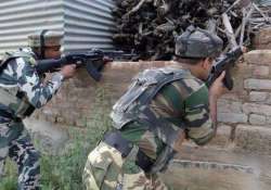 Two Army personnel, including one Major, martyred in