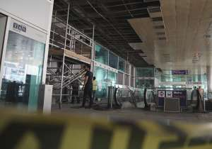 Ataturk Airport in Istanbul after Tuesday's suicide attack - India Tv