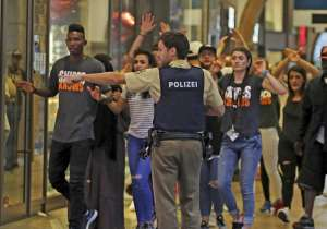 18-year-old Munich attacker was 'obsessed' with mass- India Tv