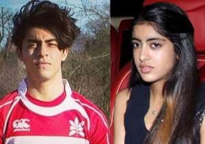 Aryan Khan and Navya Naveli- India Tv