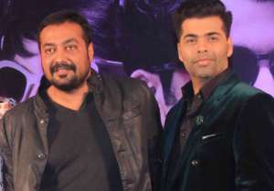 Anurag Kashyap comes out in support of KJo, questions- India Tv