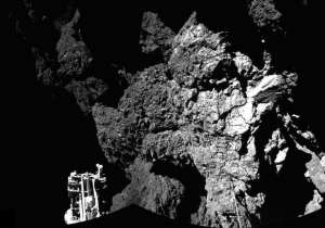 European Space Agency's historical Rosetta to crash into a- India Tv