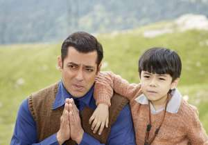 Tubelight movie review, Salman Khan with Matin- India Tv