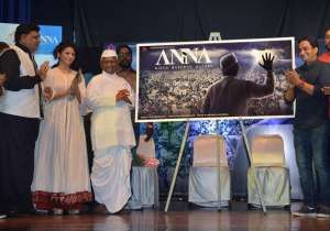 'Anna': Like the man himself, Anna Hazare's biopic means- India Tv