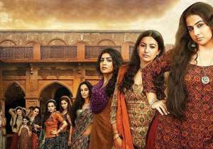 Begum Jaan Review: Vidya Balan with her women gang slams- India Tv
