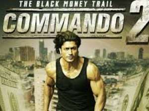 Commando 2 review: Vidyut Jammwal woos you in...